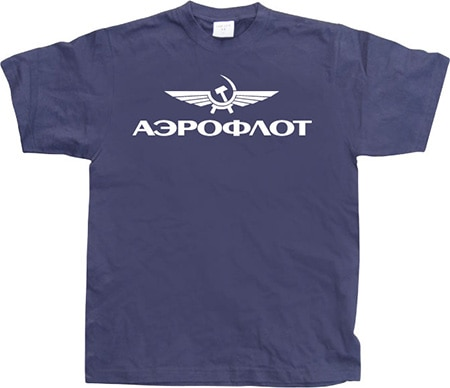 Aeroflot, Basic Tee
