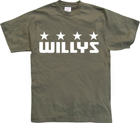 Willys, Basic Tee