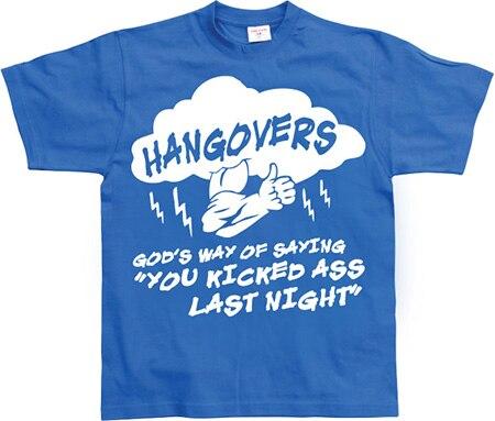 Hangovers - God´s Way, Basic Tee