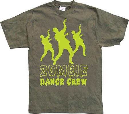 Zombie Dance Crew, Basic Tee