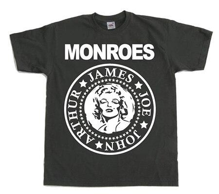 Monroes T-Shirts, Basic Tee