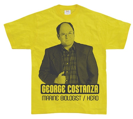 George Constanza Hero