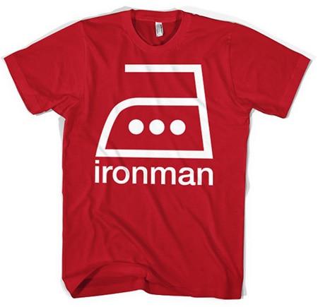 Ironman T-Shirt, Basic Tee