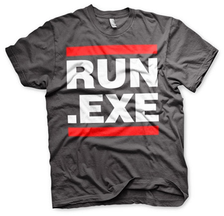 Run .EXE T-Shirt