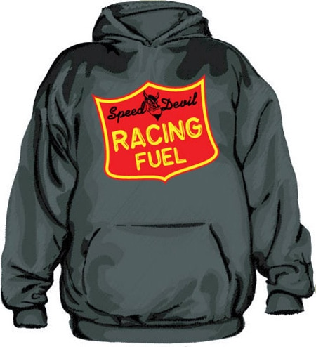 Speed Devil Racing Fuel Hoodie