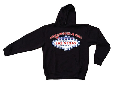 What Happens In Vegas Stays In Vegas Hoodie