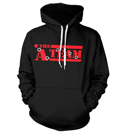 The A-Team Bullets Hoodie, Hooded Pullover