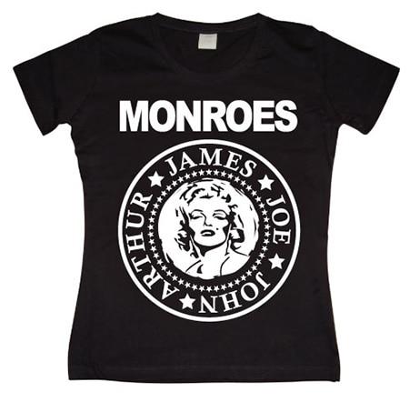Monroes Girly T-shirt, Girly T-shirt