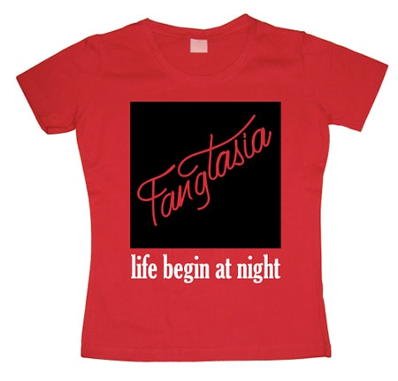 Fangtasia Girly T-shirt