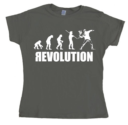Revolution Girly T-shirt