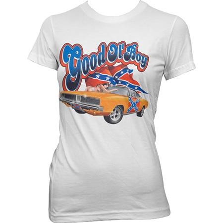 Good Ol´Boy Girly T-Shirt, Girly T-Shirt