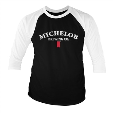 Michelob Brewing Co. Baseball 3/4 Sleeve Tee, Baseball 3/4 Sleeve Tee