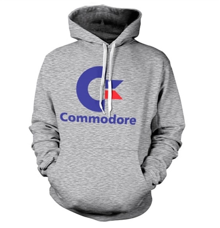 Commodore Hoodie, Hooded Pullover
