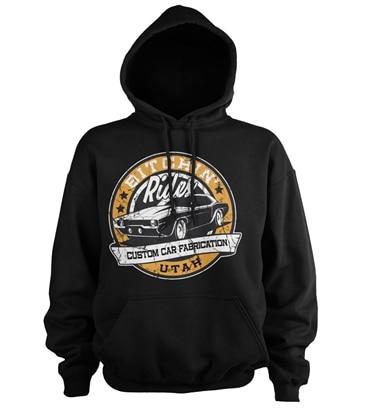 Bitchin' Rides - Utah Hoodie, Hooded Pullover