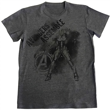 Tinted Iron Man T-Shirt