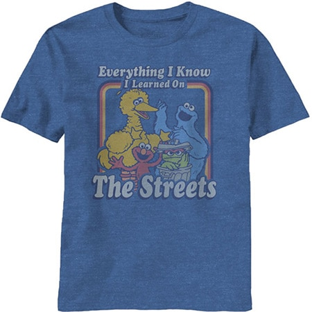 Sesame Street - Everything I Know... T-Shirt