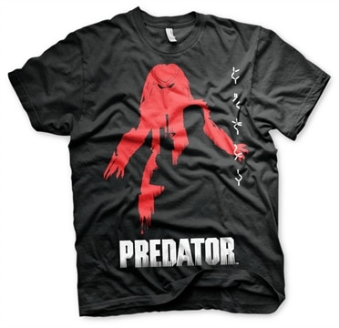 The Predator Poster T-Shirt, Basic Tee