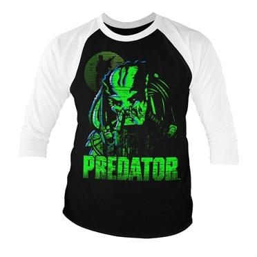 Predator Baseball 3/4 Sleeve Tee, Baseball 3/4 Sleeve Tee