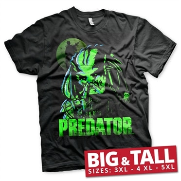 Predator Baseball Big & Tall T-Shirt, Big & Tall T-Shirt