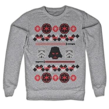Star Wars Imperials X-Mas Knit Sweatshirt, Sweatshirt