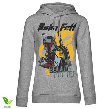Star Wars / Bob Fett - Bounty Hunter Girls Hoodie, Girls Organic Hoodie