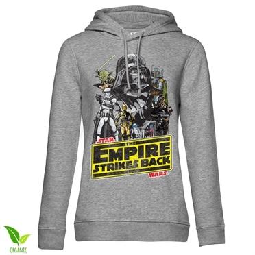 Star Wars / The Empire Strikes Back Girls Hoodie, Girls Organic Hoodie