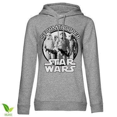 Star Wars - Stormtrooper Girls Hoodie, Girls Organic Hoodie