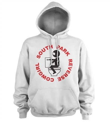 South Park Reverse Cowgirl Hoodie, Hooded Pullover