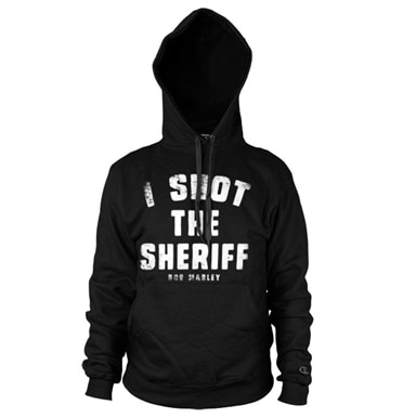 I Shot The Sheriff Hoodie, Hooded Pullover