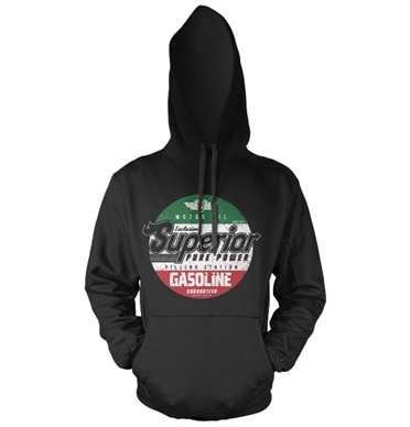 Superior Motor Oil Hoodie, Hooded Pullover