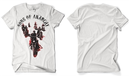 Sons Of Anarchy Motorcycle Gang T-Shirt