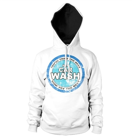 A1A Car Wash Hoodie, Hooded Pullover