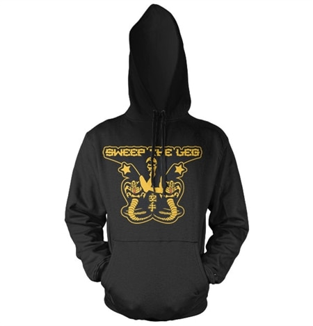 Sweep The Leg Hoodie, Hooded Pullover