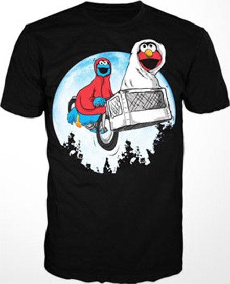 Sesame Street - Phone Home T-Shirt