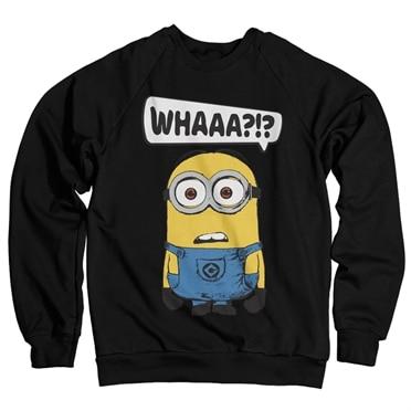 Minions - Whaaa?!? Sweatshirt, Sweatshirt
