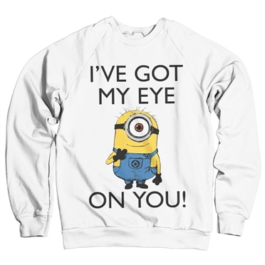 Minions - I Got My Eye On You Sweatshirt, Sweatshirt
