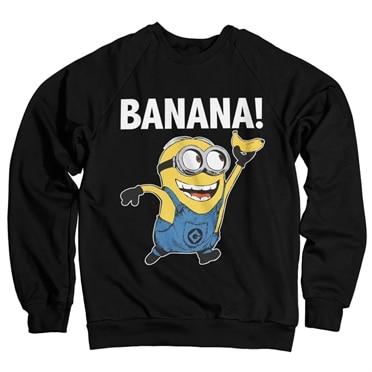 Minions - Banana! Sweatshirt, Sweatshirt
