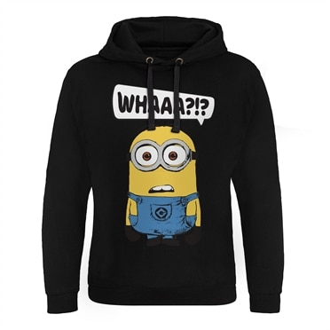 Minions - Whaaa?!? Epic Hoodie, Epic Hooded Pullover