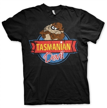Tasmanian Devil T-Shirt, Basic Tee