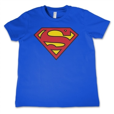 Superman Shield Kids T-Shirt