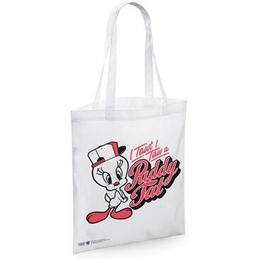 Tweety - I Tawt I Taw a Puddy Tat Tote Bag, Tote Bag