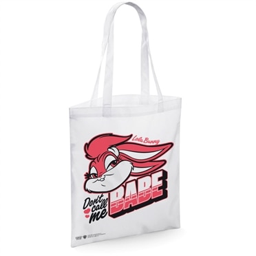 Lola Bunny - Don't Call Me Babe Tote Bag, Tote Bag