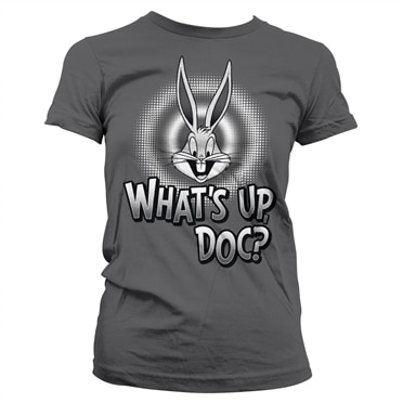 Looney Tunes - What's Up, Doc Girly Tee, Girly Tee