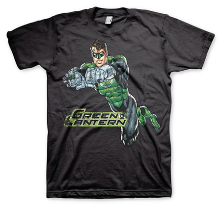 Green Lantern Distressed T-Shirt