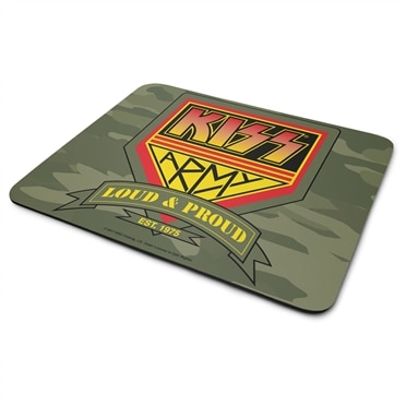 KISS ARMY Mouse Pad