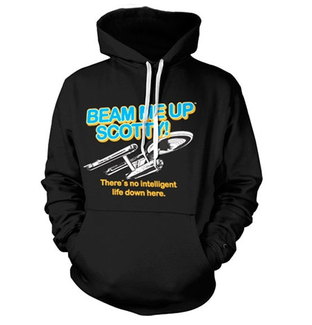 Star Trek - Beam Me Up Scotty Hoodie