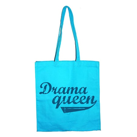 Drama Queen Tote Bag