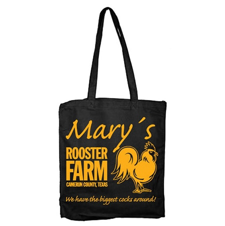 Mary´s Rooster Farm Tote Bag