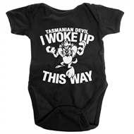 Tasmanian Devil - I Woke Up This Way Baby Body f1a5e0a81a403