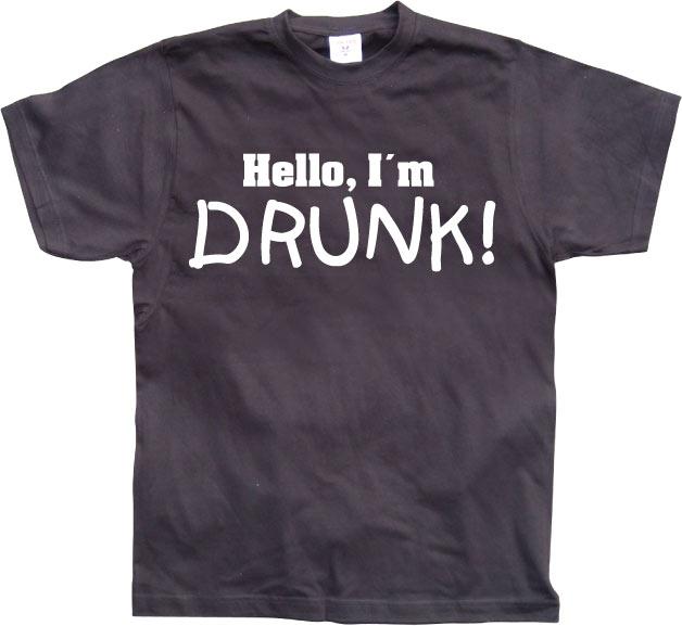 Hello! I´m Drunk!